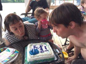 1st and 40th Birthdays!
