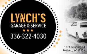 Lynchs Garage
