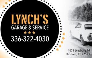 LynchsGarage