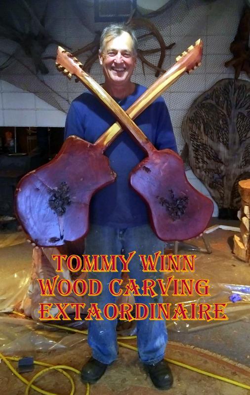 Guitars by Tommy Winn