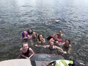 Swim Break!
