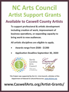Caswell Council for the Arts