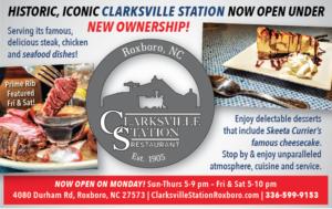 Clarksville Station