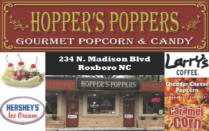 Hoppers Poppers