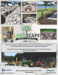 Landscape Supply Rentals