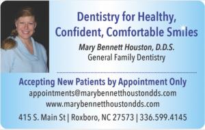 Mary Bennett Houston DDS