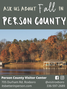 Person County Tourism