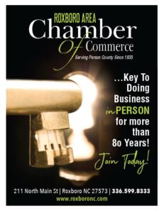 Roxboro Chamber of Commerce