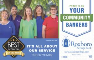 Roxboro Savings Bank
