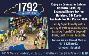 1792 Beer Company vol 4 2020 ad proof