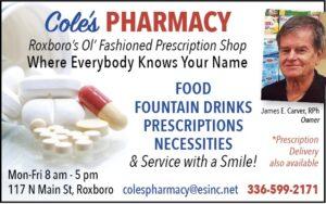 Coles Pharmacy vol 4 2020 ad proof
