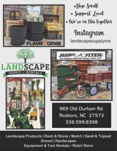 Landscape Supply Talbert vol 4 2020 ad proof