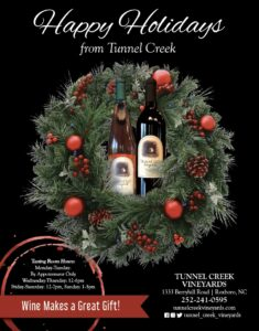 Tunnell Creek vol 4 2020 ad proof